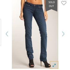 Paige Denim Blue Heights Skinny Jean's